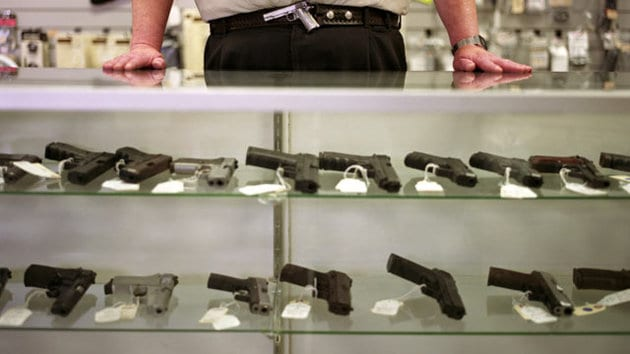 Poll Shows Pa. Voters Want Stricter Gun Control Measures