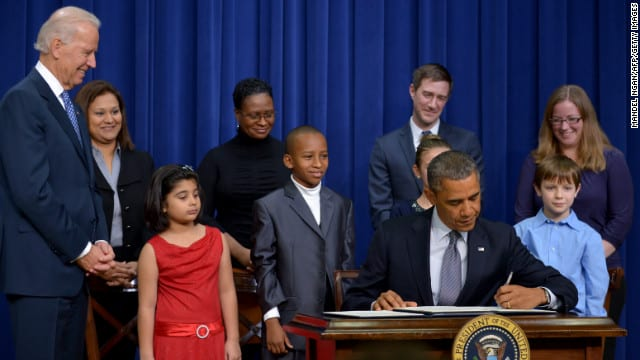 Read President Obamas New Proposed Executive Orders and Legislation on Guns
