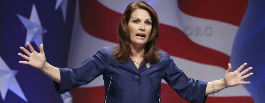 Michele Bachmann In Hot Water Again Over Stolen E Mail List