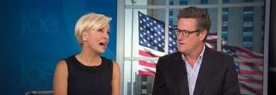Mika Brzezinski Clashes With Scarborough Goes Off On Sequester 'Everyone Should Be Ashamed'