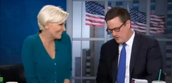 Morning Joe Agrees Woodward 'Wrong Guy' To Mess With As Scarborough Recalls His Own WH Threats