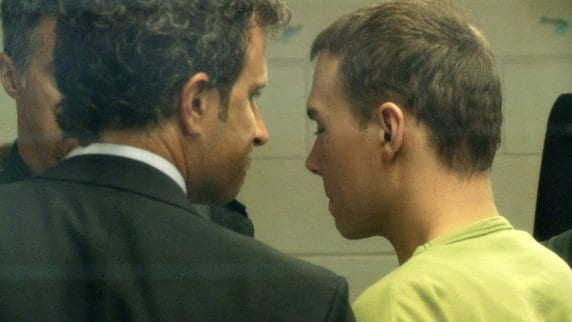 Canadian Psycho Luka Rocco Magnotta Collapses In Court
