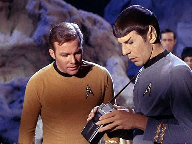 Holy Spock BlackBerry Inventor Now Wants To Build Star Trek Like Tricorder