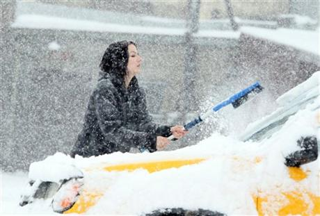 Power Outages Big Fear As Storm Bears Down On DC1