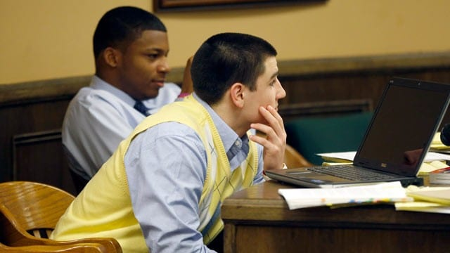 Trent Mays and Ma'Lik Richmond High School Star Footballers Found Guilty In Steubenville Rape Case