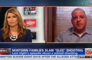 'Too Soon' On CNN Newtown Parent Blasts Glee For Airing School Shooting Episode Without Contacting Families