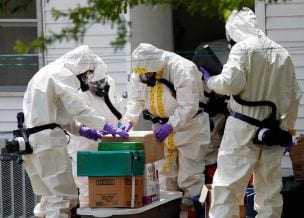Charges dropped against man in ricin letters case