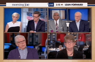 Scarborough Carl Bernstein Shred 'Inexcusable' Seizure Of AP Phone Records 'Beyond Incompetence It's Sinister