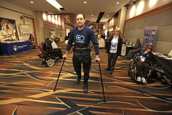Wearable Robots That Can Help Paralyzed People Walk Will Be A 'Godsend'