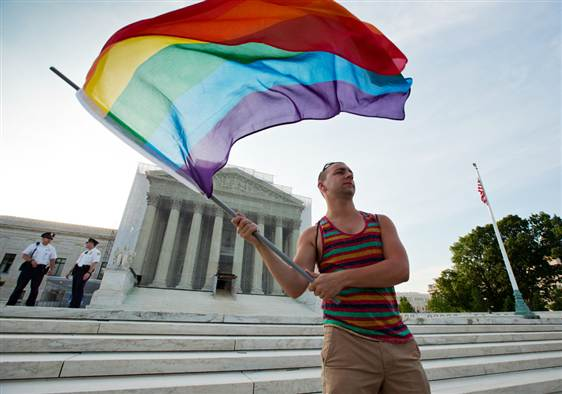BREAKING Supreme Court Rules That Defense Of Marriage Act DOMA Is Unconstitutional