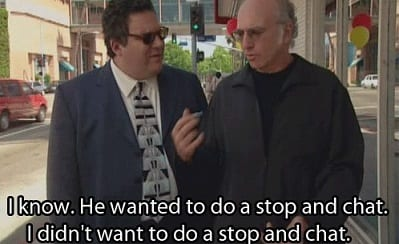 Curb Your Enthusiasm Actor Jeff Garlin Arrested After Parking Space Dispute