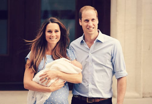 BREAKINg The RoyalBabys name is GEORGE ALEXANDER LOUIS palace says1
