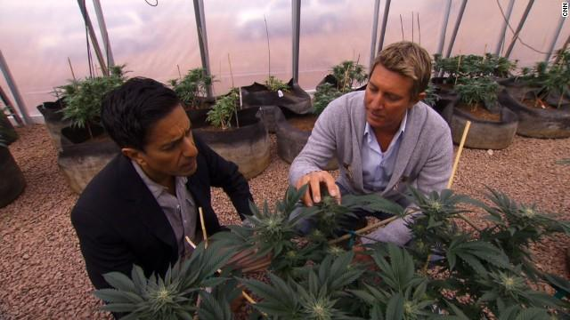 Sanjay Gupta Apologizes For Misleading Public About Weed VIDEO