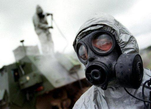 InphoGraphic Sarin Chemical Warfare Nerve Agent