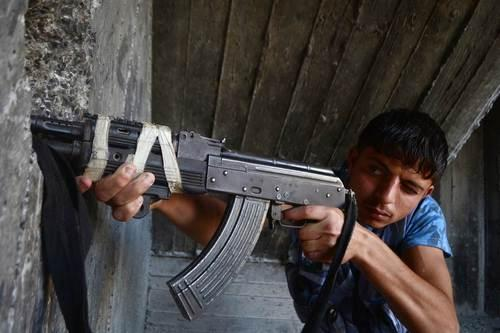 Report CIA begins delivering weapons to Syrian rebels