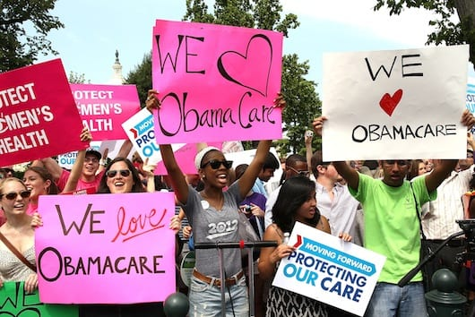 Poll Minority Of Voters Wants To Repeal Obamacare