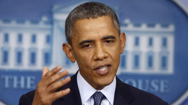 President Obama To Deliver Statement This Morning 10 30AM ET