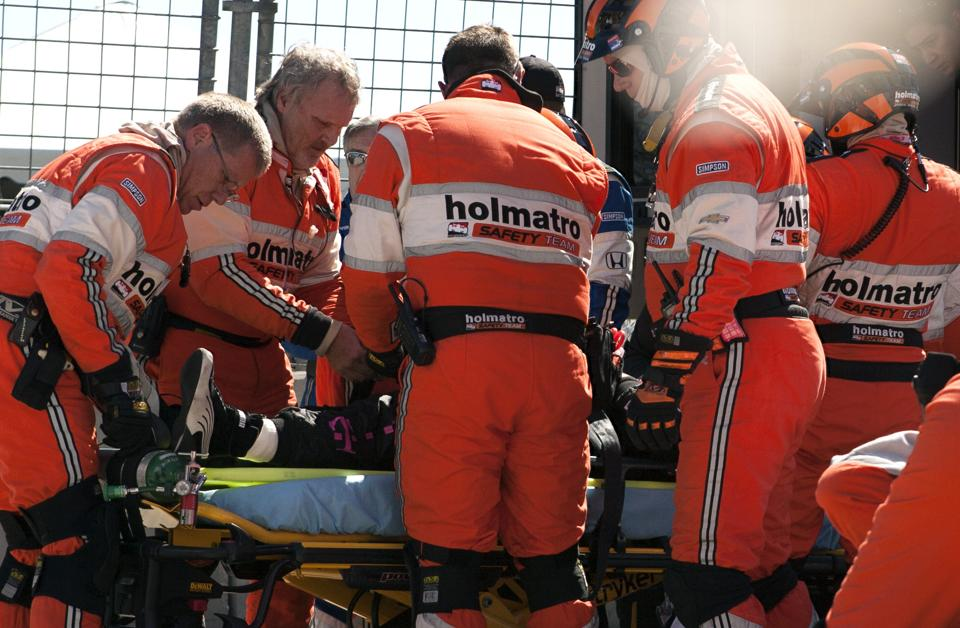 Dario Franchitti forced to give up racing because of injuries1