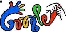 Check The Google Doodle Winter Solstice Marked First Day Of Winter With Knitted 1