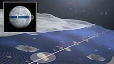 Japan's plan to solve the world's energy problems Turn the moon into a giant solar panel1