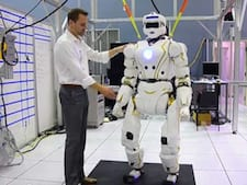 NASA scientists build robotic woman — 'Valkyrie' — to accompany astronauts in space1