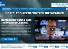 20 Million DirecTV Customers Lose Access To The Weather Channel