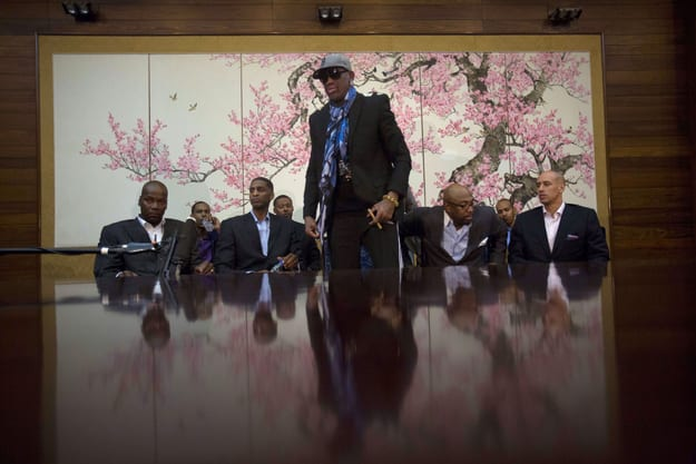 Dennis Rodman apologizes for Bae comments
