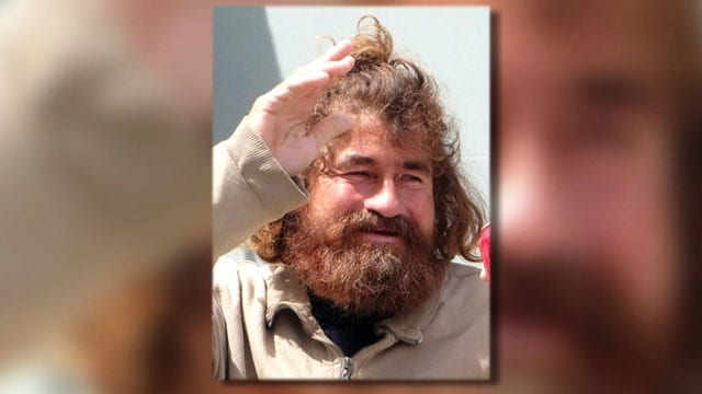 Castaway says faith helped him survive 13 months adrift in Pacific