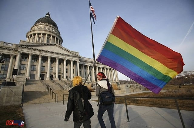 Nevada withdraws legal support for ban on same sex marriages