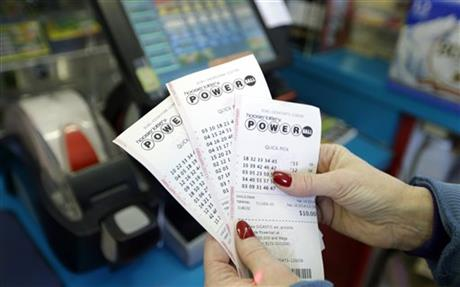 Ticket sold in Calif. wins 425M Powerball jackpot