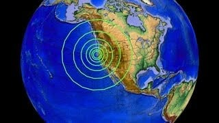 6.9 quake centered in ocean hits Humboldt County California