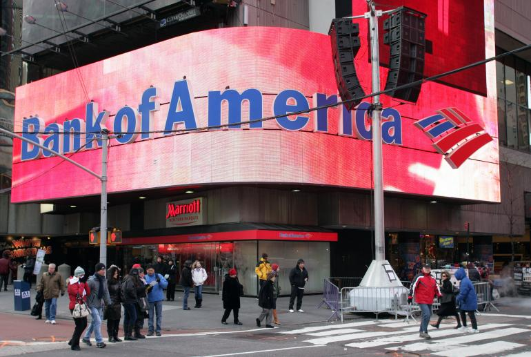 Bank of America to pay 9.3 billion to settle mortgage bond claims