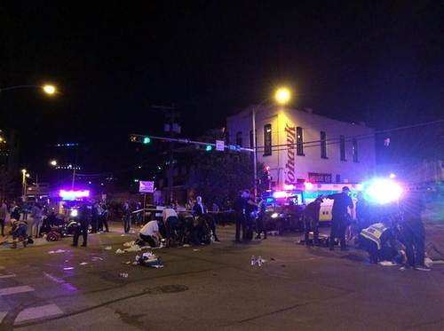 Car plows into crowd at SXSW festival in Austin