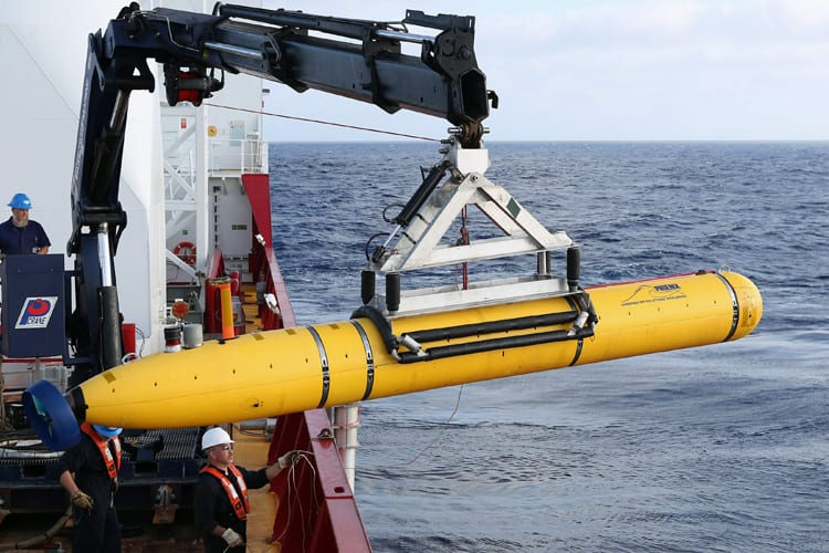 Flight MH370 Search Continues Underwater Drone Scans Ocean