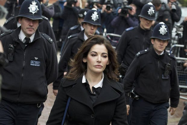 Nigella Lawson banned from entering US after cocaine drug use confession