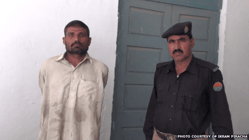 Pakistan police re arrest cannibal after fears he ate child