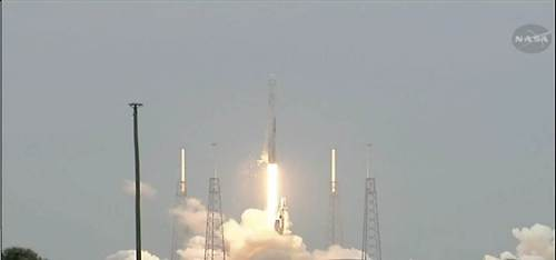 SpaceX launches cargo delivery mission to ISS