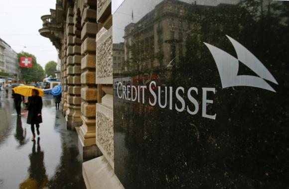 Credit Suisse pleads guilty to aiding tax evasion