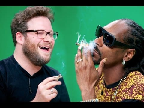 Seth Rogen and Snoop Dogg Get High as a Kite and Recap the Latest Episode of 'Game of Thrones'