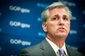 House GOP Picks Californias Kevin McCarthy for Cantor Post