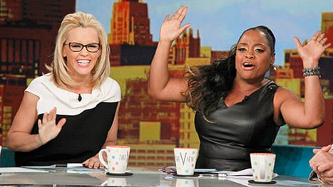 McCarthy Shepherd Fired From 'The View'