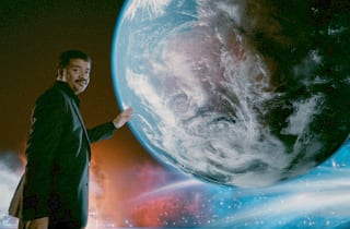 Neil deGrasse Tyson GOP Are 'Left Outside the Door' by Denying Climate Science