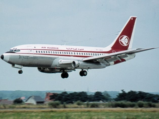 Air Algerie loses contact with flight over Africa