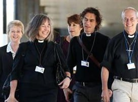 Church of England gives approval for women bishops e1405425420294