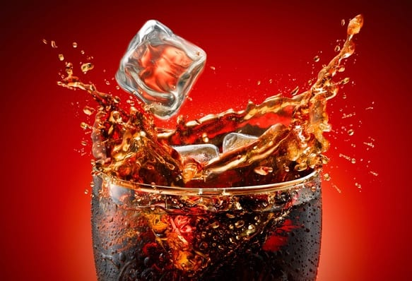 Coca Cola reports 2nd quarter earnings per share of 0.64 excluding items versus 0.63 estimate