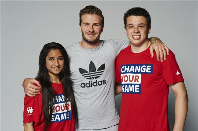 David Beckham to receive 1st ever Legend Award at Nickelodeon Kids Choice Sports Awards for inspiring young athletes