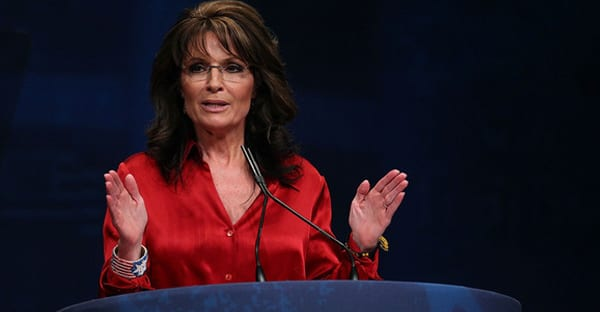 Sarah Palin Seriously Considering Joining ABCs The View
