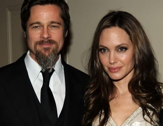 Angelina Jolie Brad Pitt Wed In Chateau Miraval France