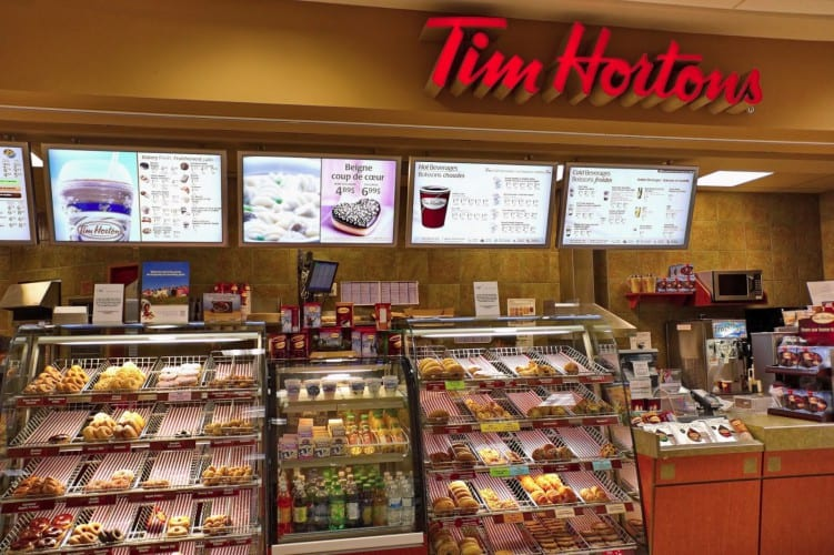 Burger King To Buy Canadas Tim Hortons Move Office North