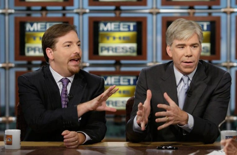Chuck Todd to replace David Gregory on Meet The Press